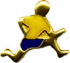 Athlete Activity Pin